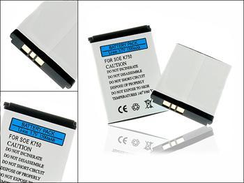 Sony Ericsson BST-37 Battery - Z520i, Z300i, W810i, W800i, W710i