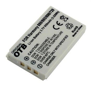 Battery Logitech Harmony 720, 785, 880, 885, 890, 895, Harmony One