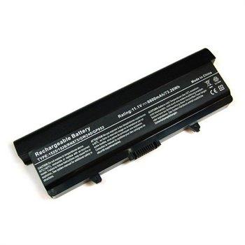 Battery Dell - Inspiron 1525, 1526, 1545 - Black - 6600 mAh