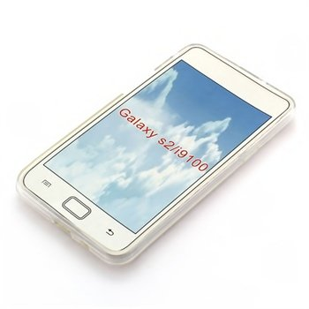 Samsung Galaxy S2, Galaxy S2 4G TPU Case - Clear