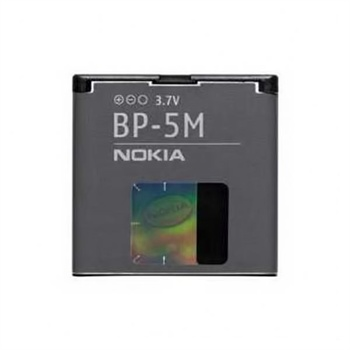 Nokia BP-5M Holo Battery - 8600 Luna, 7390, 6500 Slide, 6220 Classic