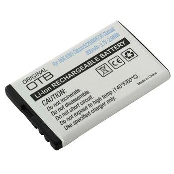 Battery Nokia 3720 Classic, 5220 XpressMusic, 6303 classic, C5