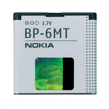 Nokia BP-6MT Battery - N78, N81, N81 8GB, N82, Mural