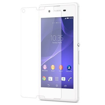 Sony Xperia E3, Xperia E3 Dual Tempered Glass Screen Protector