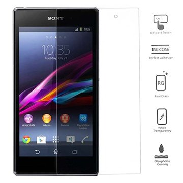 Sony Xperia Z1 Tempered Glass Screen Protector