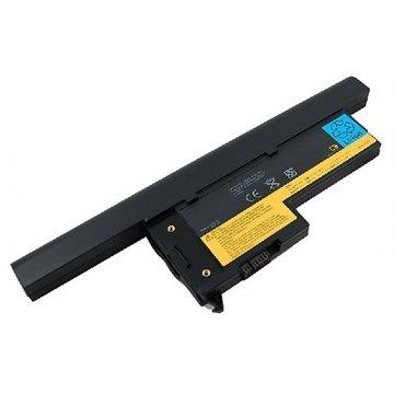IBM / LENOVO Battery - ThinkPad X60 1706 X61 7673 - Black - 4400 mAh