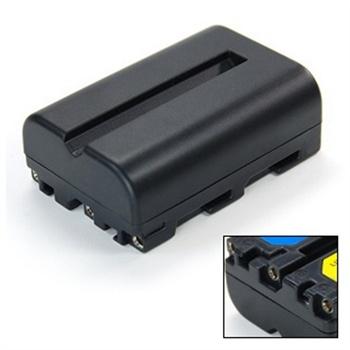 Sony NP-FM500H Battery - SLT-A77 II, SLT-A58, SLT-A99 - 1300 mAh