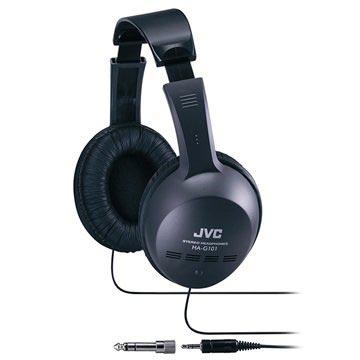 JVC HA-G101 Full-Size Headphones