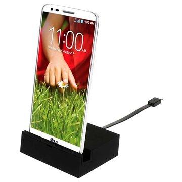 LG G2 Desktop Charger - Black