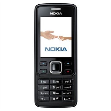 Nokia 6300 - Factory Refurbished - Black