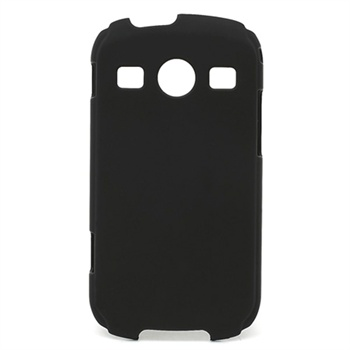 Samsung S7710 Galaxy Xcover 2 Rubberized Case - Black