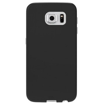 Samsung Galaxy S6 Case-Mate Barely There Case - Black