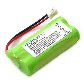 Siemens Gigaset A12, A120, A14, A140 Battery - 600mAh