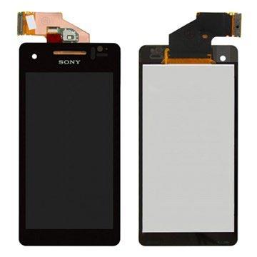 Sony Xperia V LCD Display - Black