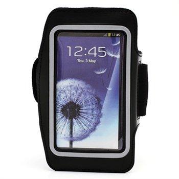 Samsung Galaxy S4 I9500 Sport Gym Armband Black