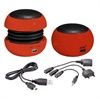Soundball Active Mini Speaker - Red