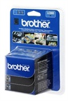 Brother DCP-110 C, MFC-620 Inkjet Cartridge LC900BKBP2DR 2 Pack - Black