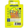 Olivetti JP 470, OFX 500 Inkjet Cartridge FPJ 21 - Black