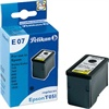 Epson Stylus Color 1160 Inkjet Cartridge Pelikan E07 - Black