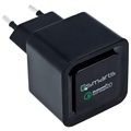 4smarts Rapid Fast USB Travel Charger - Black