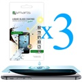 4smarts Liquid Glass Universal Screen Protector Set