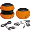 Soundball Active Mini Speaker - Orange