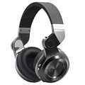 Bluedio T2 Bluetooth Stereo Headphones - Black