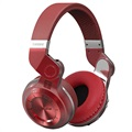 Bluedio T2 Bluetooth Stereo Headphones - Red