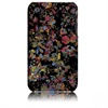 Apple iPhone 3G, 3GS Case-Mate Artist Series - Deanne Cheuk Floral Scroll II