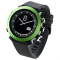Cogito Classic Bluetooth Smartwatch - iOS, Android - Green Velvet