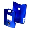 Crystal Case for the Motorola V3 / V3i  Blue Metalic