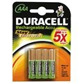 Duracell StayCharged Rechargeable AAA Batteries - 800mAh