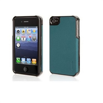 iPhone 4 / 4S Griffin Elan Form Case - Peacock