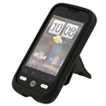 HTC Droid Eris Body Glove Snap-on Cover - Black
