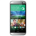 HTC One (M8) - 16GB - Silver