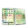 iPad 2 Plaid Flower Skin