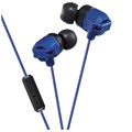 JVC HA-FR202 Xtreme Xplosives In-Ear Headphones - Blue