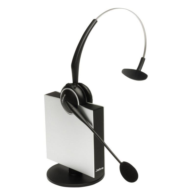 Jabra Gn9120 Flex Nc Microphone: Jabra GN Netcom GN9120-EHS Flex Boom Cordless Headset With
