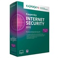 Kaspersky Internet Security 2015 - Box Pack