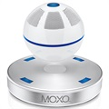 Moxo X-1 Levitating Bluetooth Speaker - White