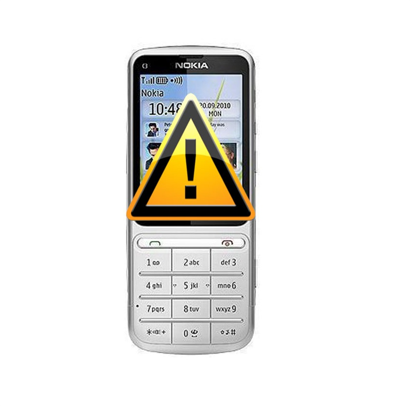 Nokia C3 01 Touch And Type Sim Card Reader Amp Ui Board Repair
