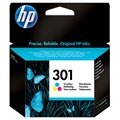 HP 301 Multipack Ink Cartridge - Deskjet 1000, 1050, 2540 AiO - 3 Colours
