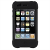Apple iPhone 3G, 3GS OtterBox Silicone Case - Black