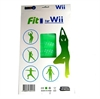Fit Protective Sleeve for Nintendo Wii - Green