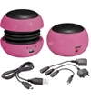 Soundball Active Mini Speaker - Pink