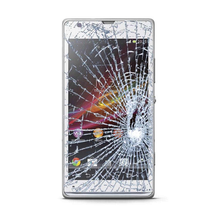 iphone 5 glas reparation kobenhavn