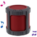 Sports Mini Bluetooth Speaker X3 - Red