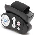 Steering Wheel Bluetooth HandsFree Car Kit
