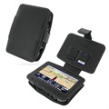 Tom Tom Go One XL PDair Leather Case - Black