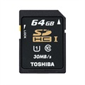Toshiba SD-T064UHS1(BL5 SDHC UHS-1 Memory Card - Class 10 - 64GB